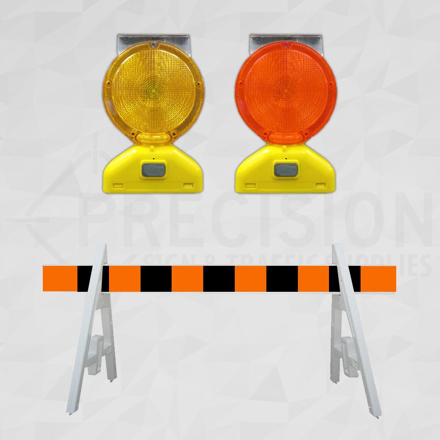 Barricades Barricade Lights